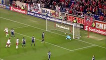 GOAL for New York Red Bulls - Bradley Wright Phillips - NY Red Bulls 1-1 Vancouver Whitecaps FC- SCCL 22.02.2017