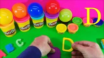 Play Doh Alphabet Play-doh ABC Learn the Alphabet Song Toys for Kids Ingrid Surprise