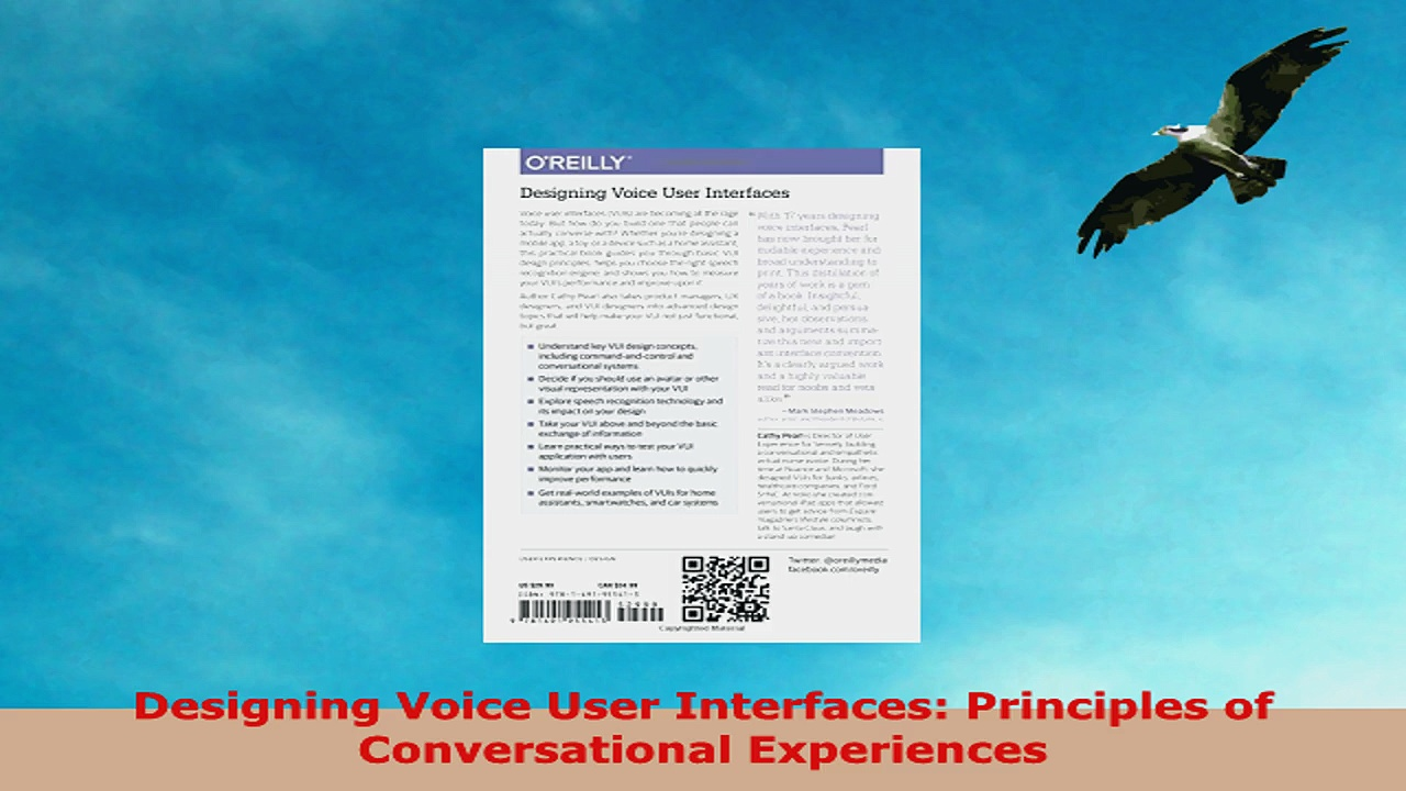 READ ONLINE  Designing Voice User Interfaces Principles of Conversational Experiences