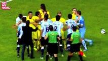 Le tacle atroce d'un joueur de Boca Juniors lors d'un match amical