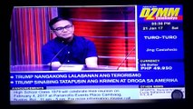 MASTER FENG SHUI ANG GUESTED IN DZMM RADYO PATROL ABS-CBN RADIO STATION