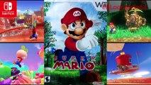 Loquendo - Super Mario Odyssey NINTENDO SWITCH El Nuevo Super Mario Galaxy 3%3F