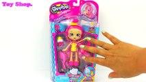 Shopkins Shoppies Chef Club Peppa Mint Doll | Shopkins Season 6 Doll #Shopkins
