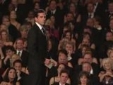 Steve Carell presents Emmy