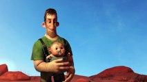 « Daddy Cool » - un court-métrage décalé à l'humour noir