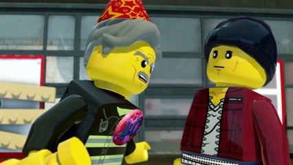 Date de sortie et annonce du mode coop de LEGO City : Undercover