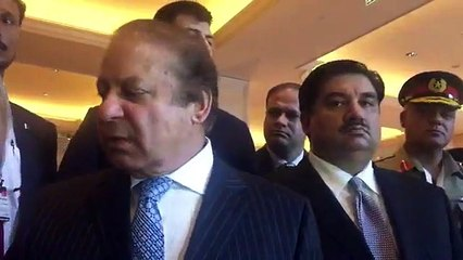 Nawaz Sharif Response On Mansoor Ali Khan