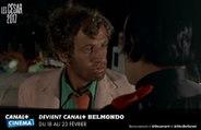 """Tu sais que tu me plais toi!"" Jean-Paul Belmondo"
