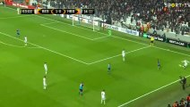 Anthony Nwakaeme Goal HD - Besiktas 1 - 1 Hapoel Beer Sheva - 23.02.2017 HD