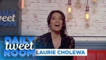 "Laurie Cholewa: "" Il y aura beaucoup de surprises aux Césars! "" - #DailyTweetRoom"