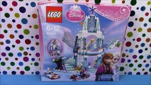 Cómo construir Elsa Espumosos del Castillo de Hielo de LEGO 41062