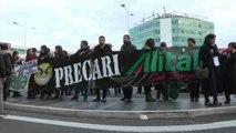 Alitalia suspende el 60% de vuelos por huelga contra planes de saneamiento