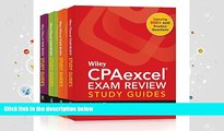 Read Online Wiley CPAexcel Exam Review January 2017 Study Guide: Complete Set (Wiley Cpa Exam