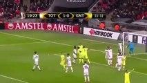 All Goals & highlights - Tottenham Hotspur 2 - 2 (2-3) KAA Gent 02.23.2017