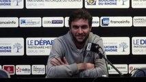"ATP - Open 13 Provence 2017 - Gilles Simon : ""Jo-Wilfried Tsonga, il ne sert pas à la cuillère"""