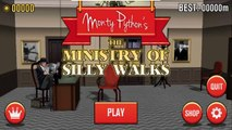 Monty Pythons The Ministry of Silly Walks (iOS/Android) - Official Gameplay Trailer - 108