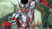 THE FLASH SEASON 3 WALLY WEST BECOMES KID FLASH FIRST OFFICIAL LOOKS