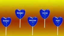 Finger Family Collection | Lollipop Vs Ice Cream Finger Family Songs | Daddy Finger Rhymes