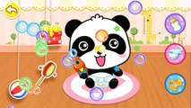 Talking Baby Panda BabyBus Kids Games Educational Pretend Play Android Apps Game Video