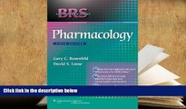 Best Ebook  BRS Pharmacology (Board Review Series)  For Online