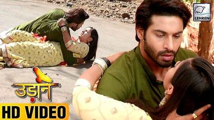 Chakor & Suraj ROMANCE While Saving Their Mothers | Udaan | On Location