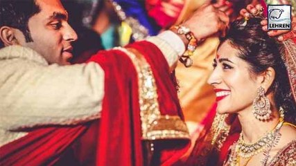 Ishqbaaz Actress Gets Married | Inside Pictures | Shireena Sambyal