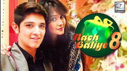 Rohan Mehra & Kanchi Singh REFUSE To Participate In Nach Baliye 8