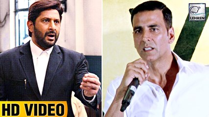Akshay Kumar's Best Reply On Comparison With Jolly LLB