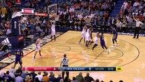 DeMarcus Cousins Scores 27 Points in His Pelicans Debut - Pelicans vs Rockets - Feb 23, 2017 |NBA