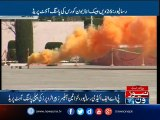 Passing out parade of paratrooper female officers held at PAF Risalpur