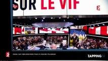Jean-Luc Mélenchon - l'Emission Politique : échange tendu avec David Pujadas (vidéo)