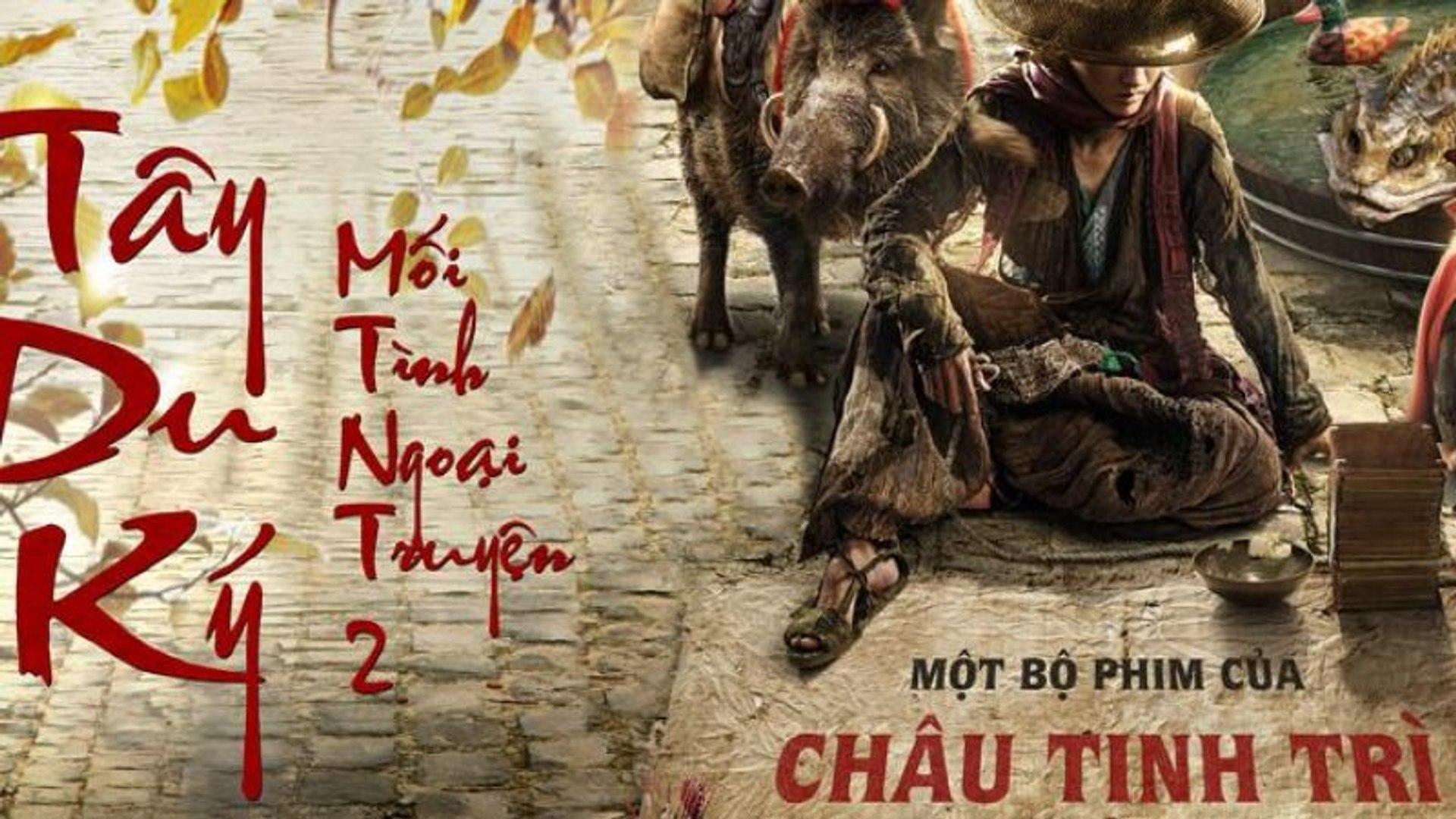 Xem Phim Tây Du Ký - Mối Tình Ngoại Truyện 2 Phụ Đề Tiếng Việt Journey To The West_ Conquering The D