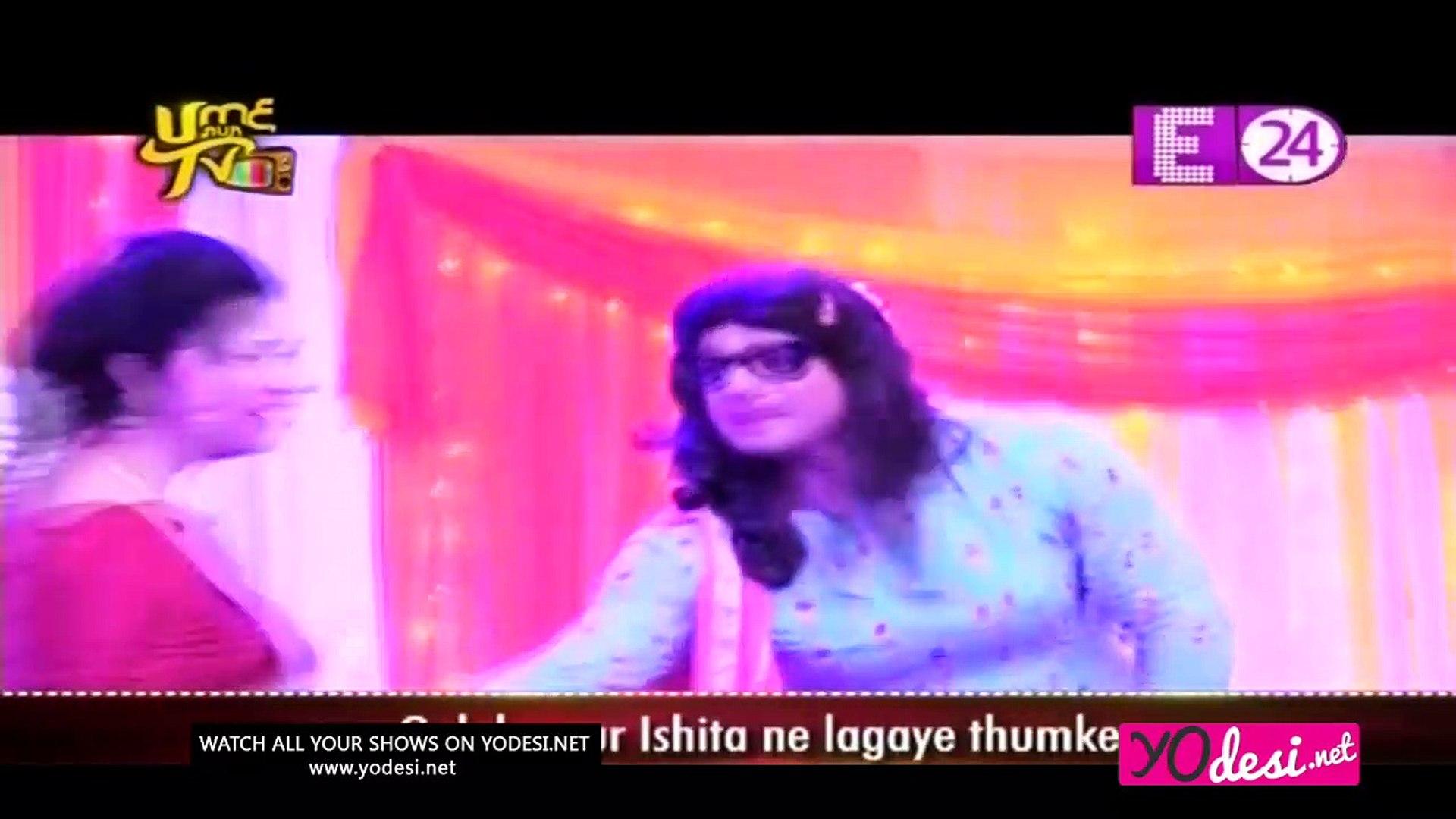 Shagun Ki Godhbharai Par Rocking Nazara!! YHM 24th February 2017