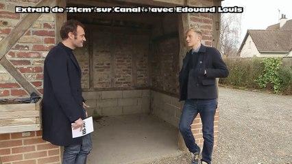 """Extrait de """"21 cm"""" sur Canal+ avec Edouard Louis"""
