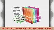Test Tube Party Pack100 Tube SHOTZ 24hole rack c0eb7eb5