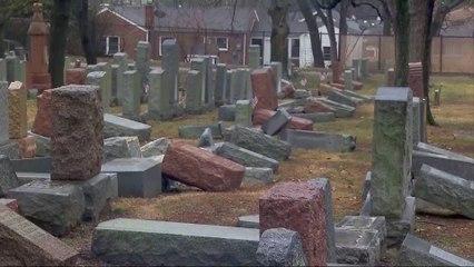 $120,000 raised to help repair Jewish cemetery in St Louis