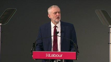 Corbyn: we must not accept