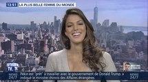 Iris Mittenaere (Miss Univers) met un gros vent à un journaliste - ZAPPING FÉMININ DU 26/02/2017