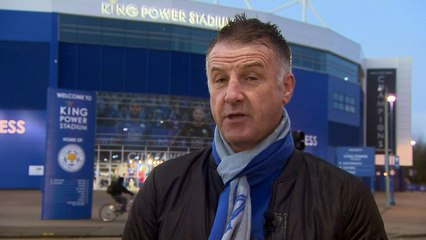 Steve Walsh: shocked and disappointed to see Ranieri go