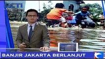 Banjir Kiriman, Sebabkan Pemukiman Terendam Air Hingga 1 Meter