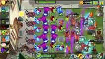 Plantas vs Zombies 2 de la Carretera a la Sala de Peligro
