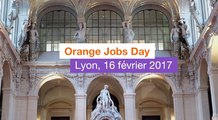Orange Jobs Day, le 16 février 2017 à Lyon