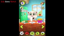 Talking Tom Gameplay 25 Talking Tom Hit The Road Game Talking Tom Rocket Fun Game
