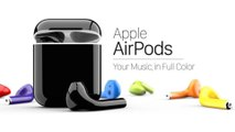 ColorWare Offering Dyed Apple AirPods