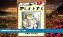DOWNLOAD EBOOK Owl at Home (I Can Read Level 2) Arnold Lobel For Ipad