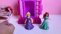 Play Doh Disney Princess Dolls Princess Ariel The Little Mermaid Princesas Disney MagiClip Dolls
