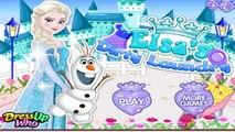 Congelados Elsa de la ropa Sucia de Juego | Juego de Niños las Películas y el Lavado de la Ropa Juegos