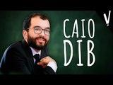 CAIO DIB, Caindo no Brasil | Histórias Inspiram Histórias