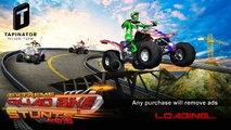 Extreme Quad Bike Stunts new - Gameplay Android