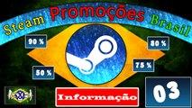 Promoções Steam #3 -  Naruto Shipuden, One Piece, Dead Rising 4, Fallout 4 e muitos Descontos.